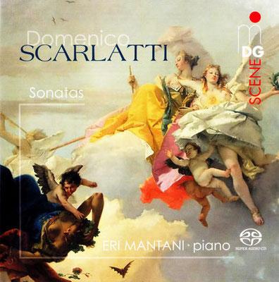 cd scarlatti sonatas