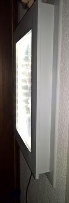 """Bild """"...ich hab was für dich!"""" - Deko, Dekoidee Haus, Metall, Zink, Zinkkunst, Kunst aus Zink, Kupfer, Kupferkunst, Kunst aus Kupfer, Messing, Kunst aus Messing Kunst aus Blech, Blechkunst"""