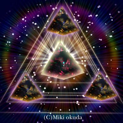 ピラミッド曼陀羅