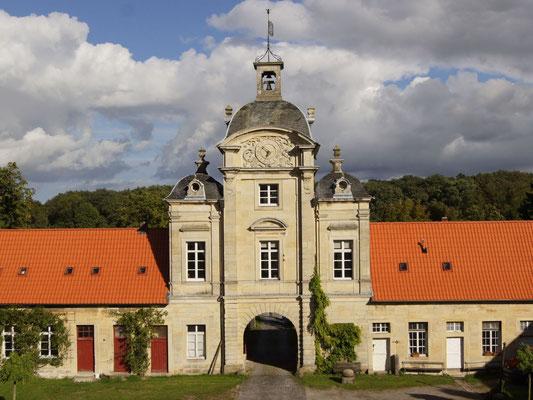 Haus Stapel, Anwesen