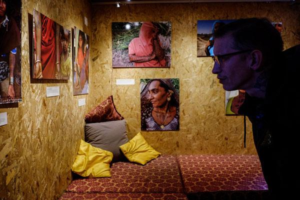 Dirk Reuter in India...