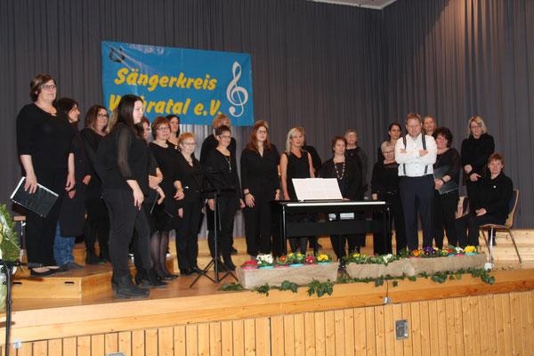 Frauenchor Glissando