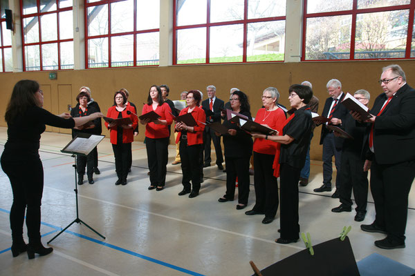 Cantare Musica Homberg