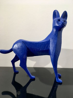 Serval - Rouge, Bleu ou Blanc