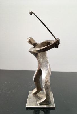 Golfeur - Bronze