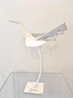 Oiseau Blanc