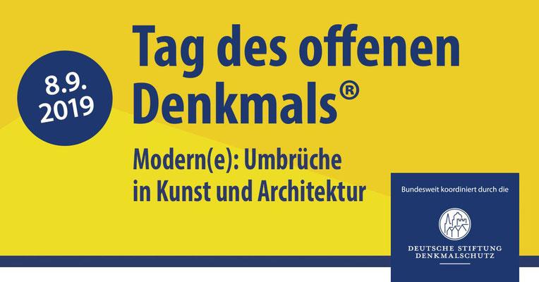 Tag des offenen Denkmals 2019 © Deutsche Stiftung Denkmalschutz