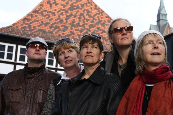 Pressefoto Schreibgruppe 2014