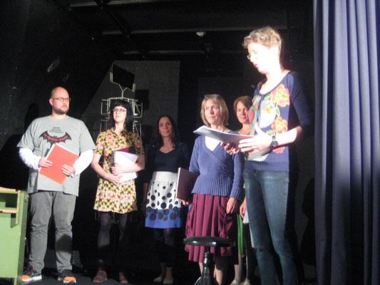 Lesung Schreibgruppe 2016