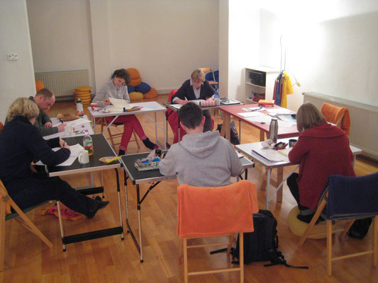 Schreibgruppe samstags