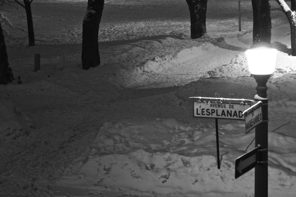 MONTREAL, CANADA - 2007