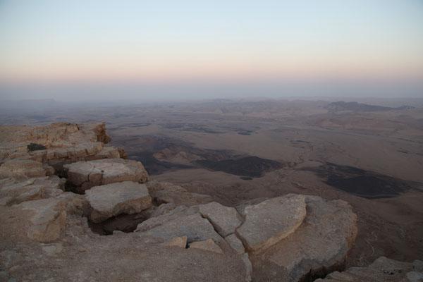 MIZPE RAMON, ISRAEL - 2017