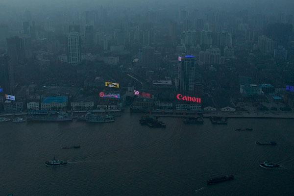 SHANGHAI, CHINA - 2003
