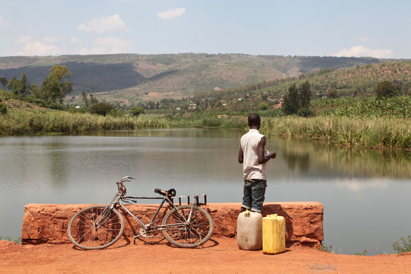 KIGARAMA, RWANDA - 2016
