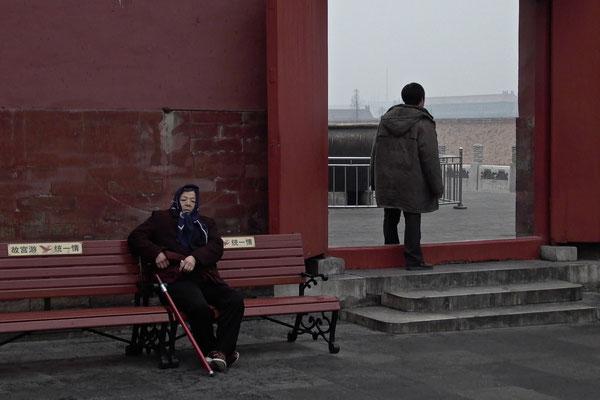 BEIJING, CHINA - 2003