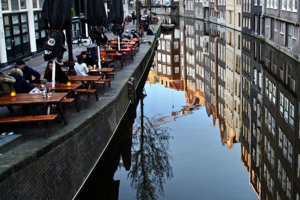 AMSTERDAM, THE NETHERLANDS - 2020
