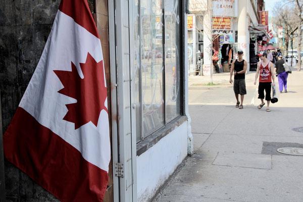 TORONTO, CANADA - 2013