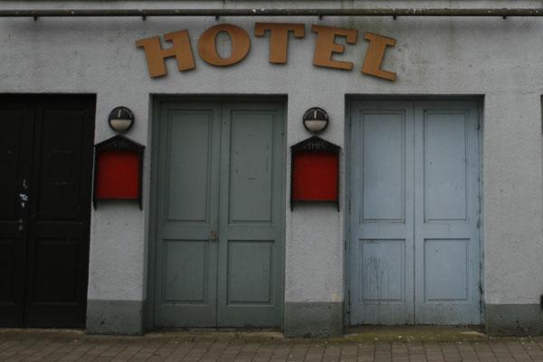CLIFDEN, IRELAND - 2012