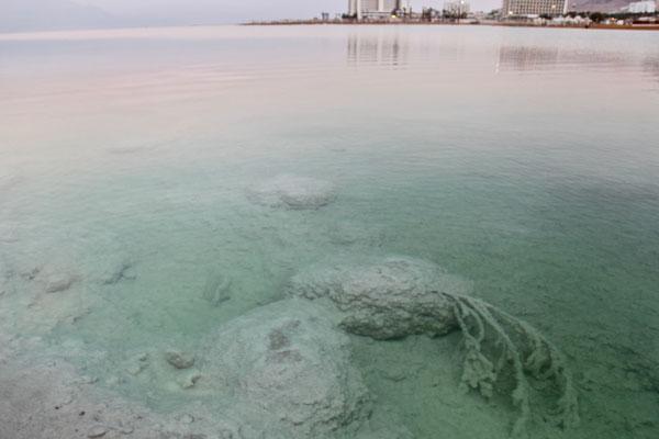 DEAD SEA, ISRAEL - 2017