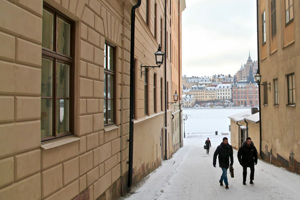 STOCKHOLM, SWEDEN - 2019