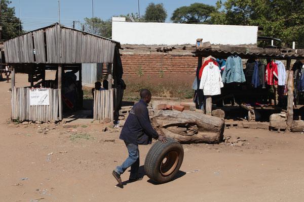 LUANGWA, ZAMBIA - 2018