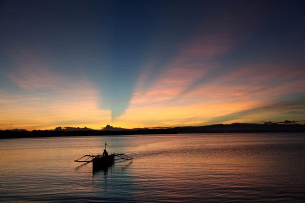 TAMBUBONG, PHILIPPINES - 2012