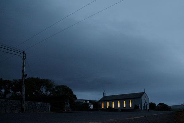 ORANGEMORE, IRELAND - 2012