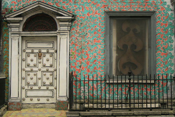 DUBLIN, IRELAND - 2010
