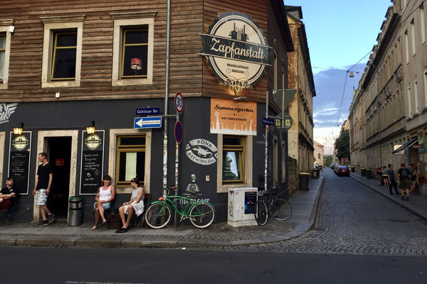 DRESDEN, GERMANY - 2018
