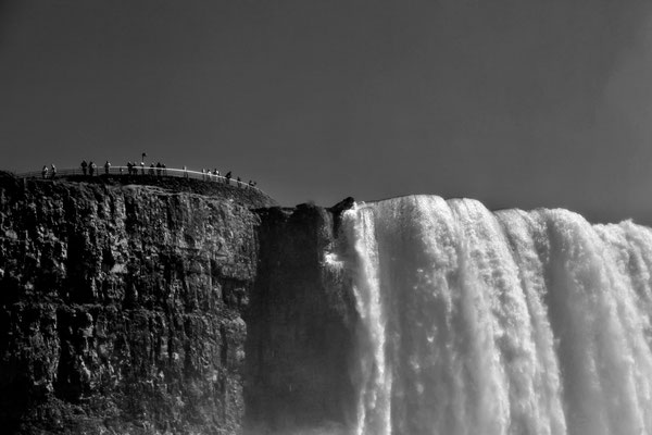 NIAGARA FALLS, CANADA - 2013