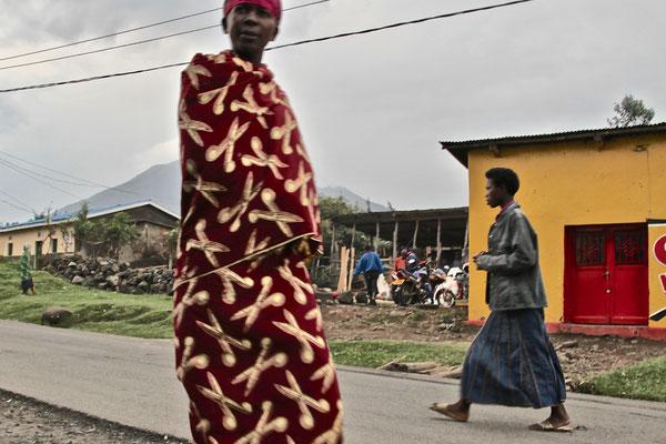 KINIGI, RWANDA - 2016