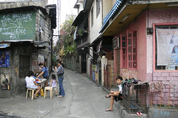MANILA, PHILIPPINES - 2012