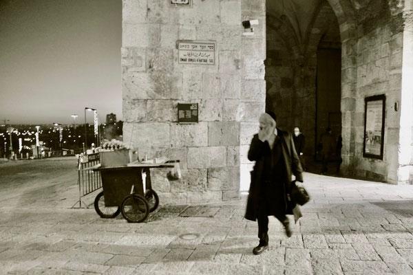 JERUSALEM, ISRAEL - 2016