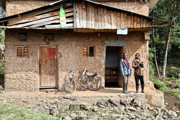NYAROTOVU, RWANDA - 2016