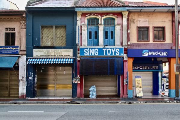 SINGAPORE, REPUBLIC OF SINGAPORE - 2019