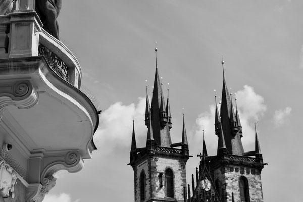 PRAGUE, CZECH REPUBLIC - 2020