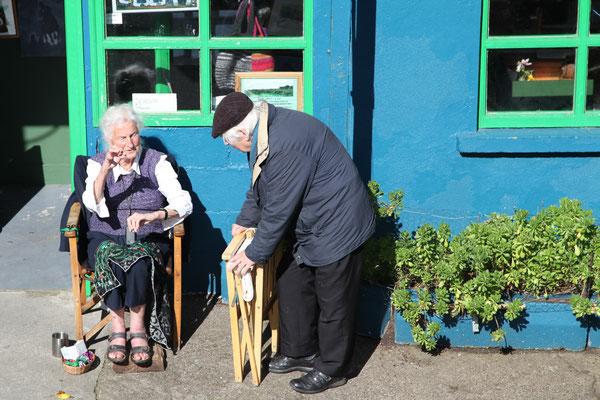 GALWAY, IRELAND - 2012
