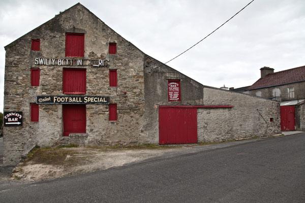 LETTERKENNY, IRELAND - 2013
