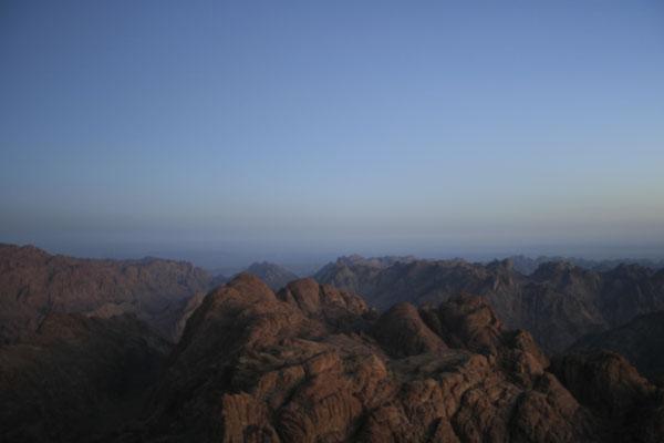 MOUNT SINAI, EGYPT - 2010