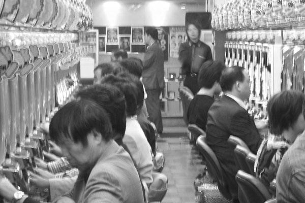 TOKIO, JAPAN - 2003
