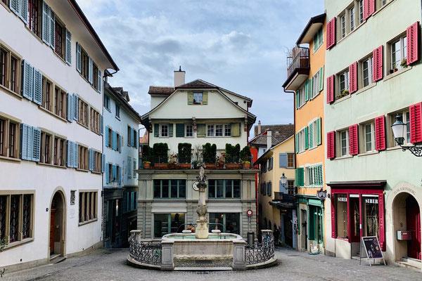 ZURICH, SWITZERLAND - 2019