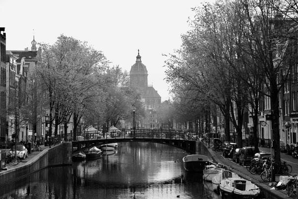 AMSTERDAM, THE NETHERLANDS - 2019