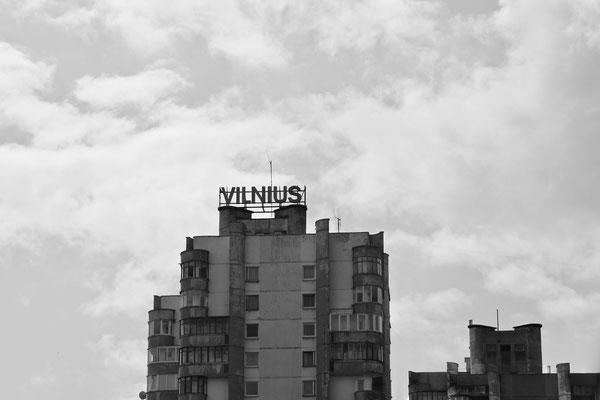 VILNIUS, LITHIUANIA - 2019