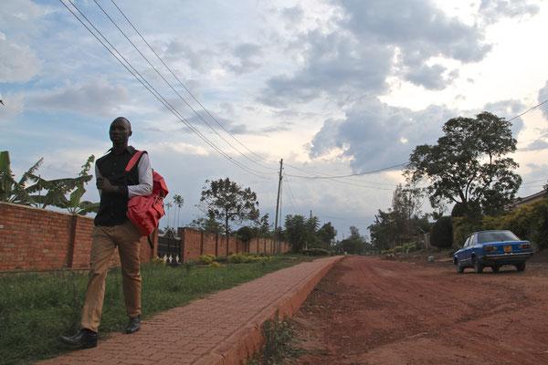 KIGALI, RWANDA - 2016