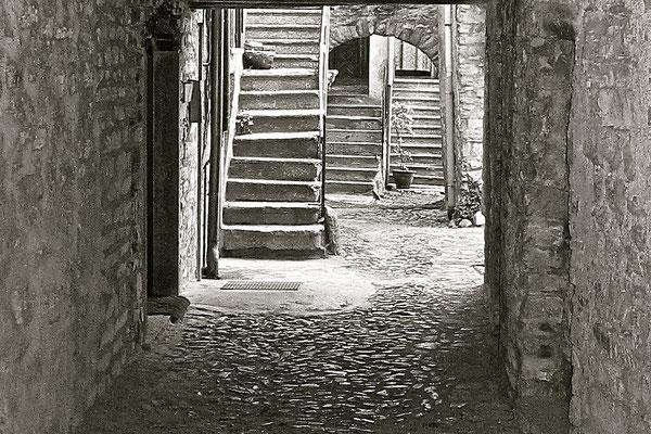 BELLAGIO, ITALY - 2005