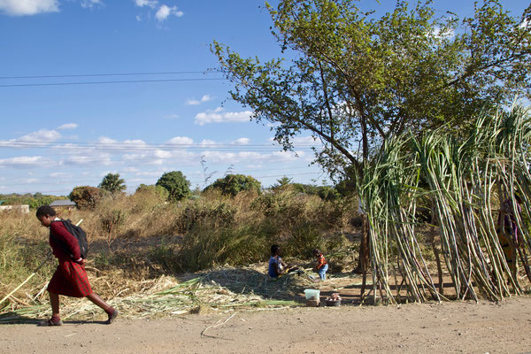 LUANDA, ZAMBIA - 2018