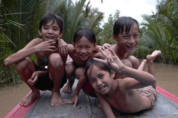 MEKONG DELTA, VIETNAM - 2005
