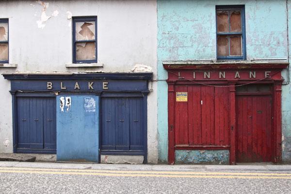 INISHANNON, IRELAND - 2012