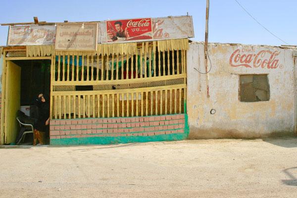NUWEIBA, EGYPT - 2010