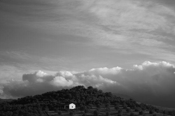 ZAHARA DE LA SIERRA, SPAIN - 2010